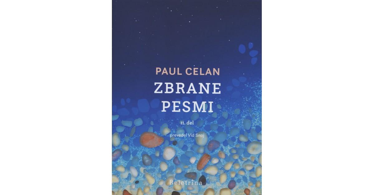 Zbrane pesmi II - Paul Celan | Menschenrechtaufnahrung.org