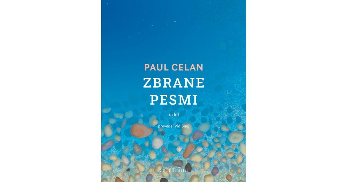 Zbrane pesmi I - Paul Celan | Fundacionsinadep.org