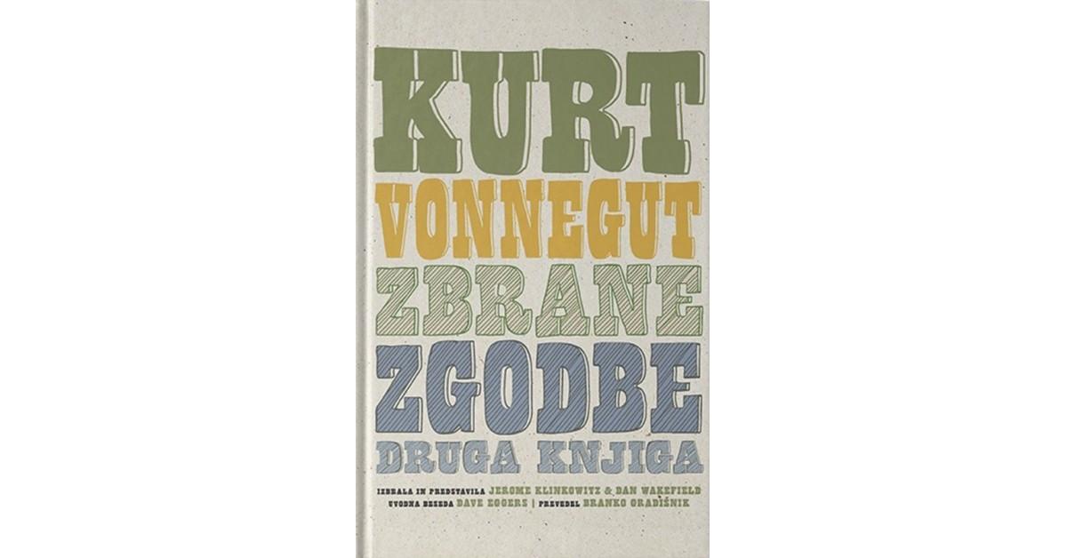 Zbrane zgodbe 2 - Kurt Vonnegut | Fundacionsinadep.org