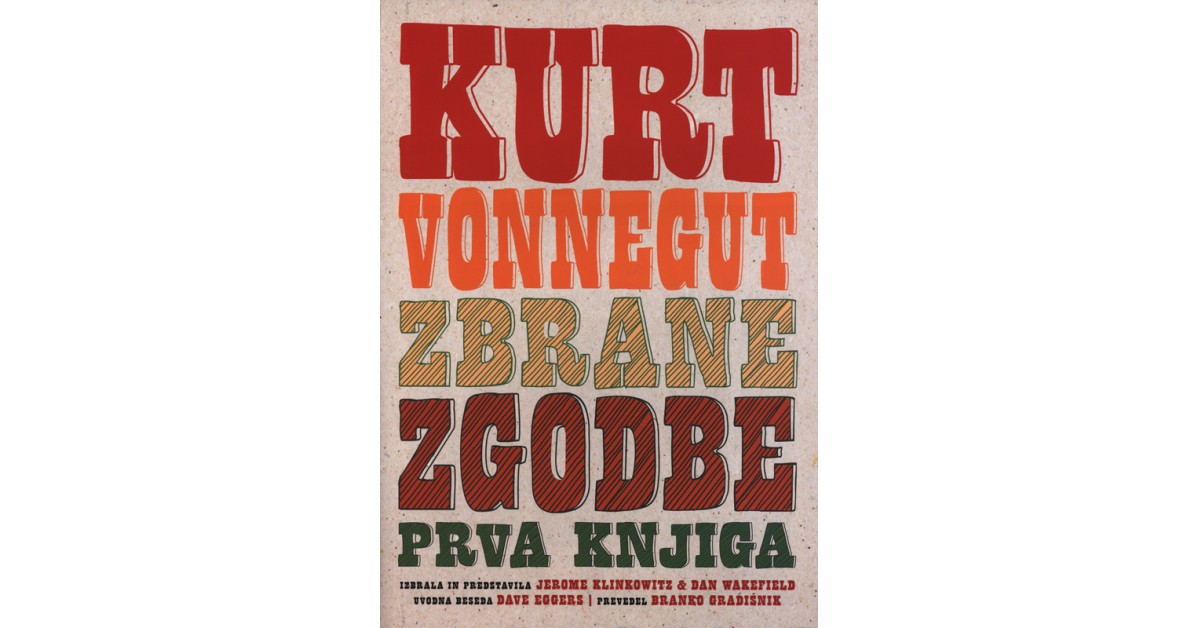 Zbrane zgodbe - Kurt Vonnegut | Fundacionsinadep.org