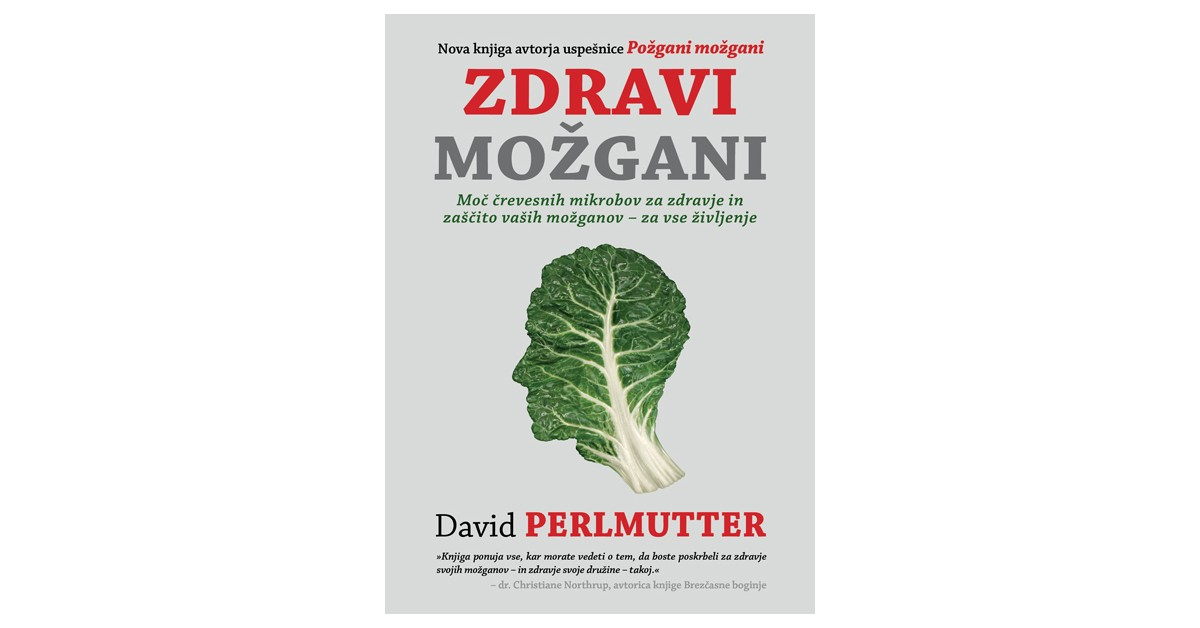 Zdravi možgani - David Perlmutter   Menschenrechtaufnahrung.org
