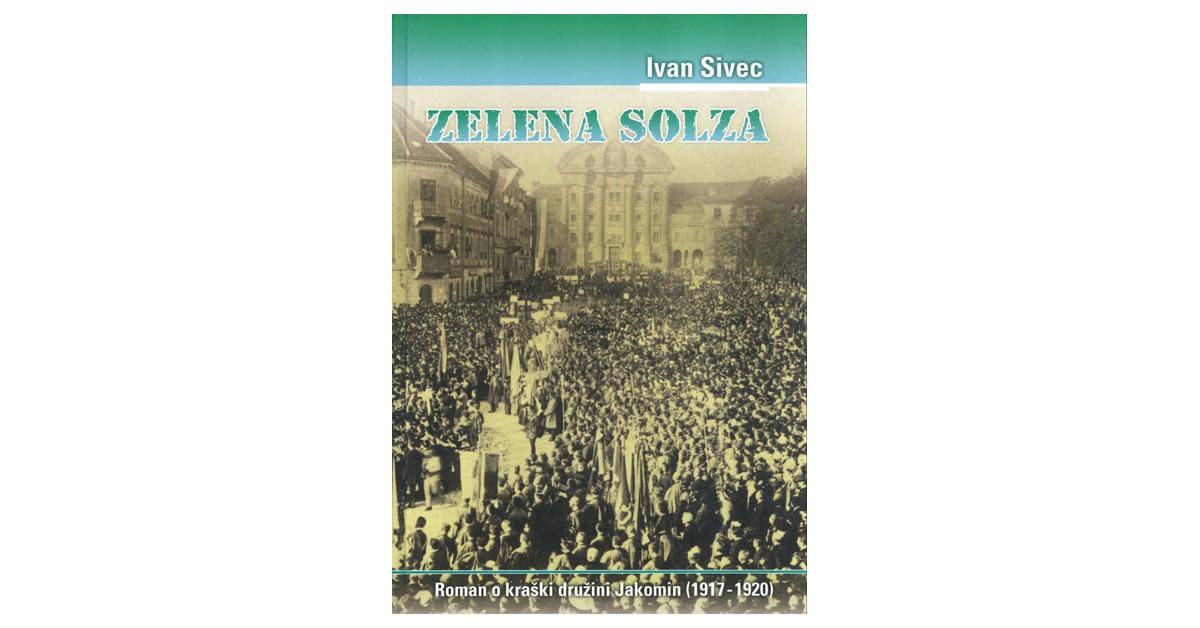 Zelena solza - Ivan Sivec | Fundacionsinadep.org