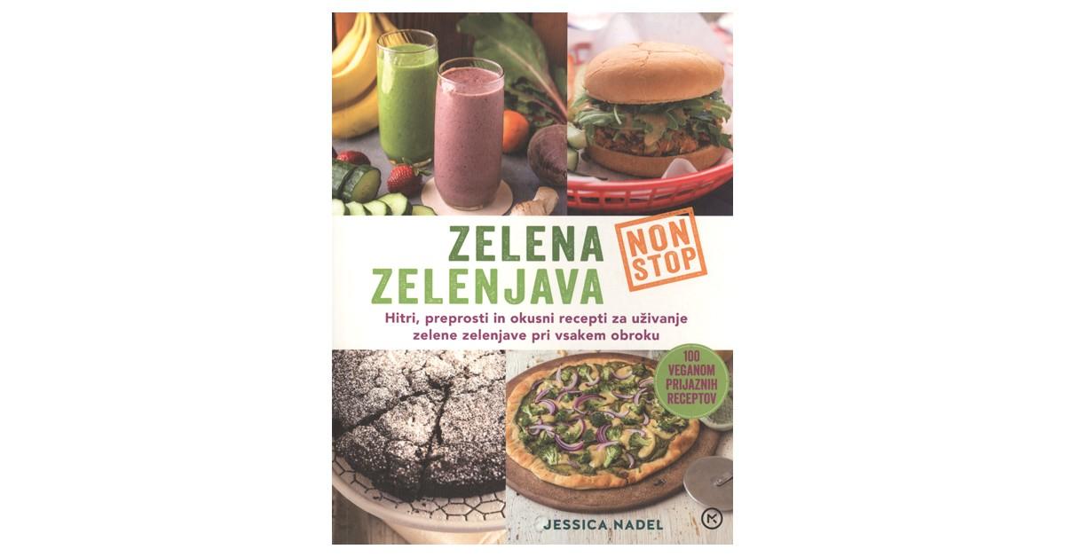 Zelena zelenjava - Jessica Nadel | Menschenrechtaufnahrung.org