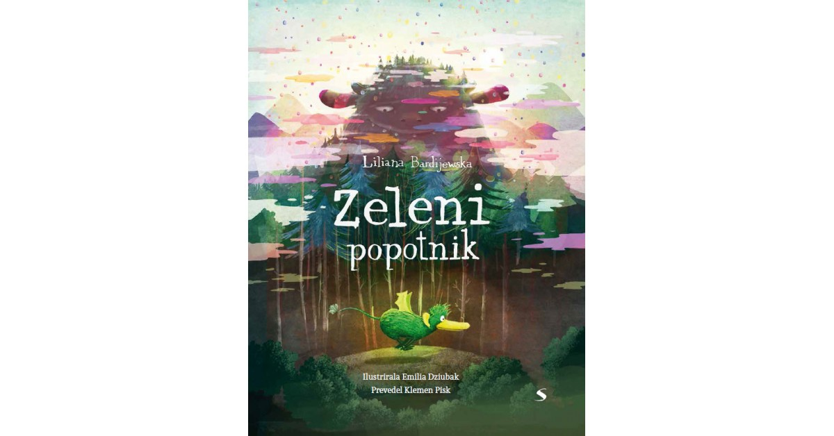 Zeleni popotnik - Liliana  Bardijewska   Fundacionsinadep.org