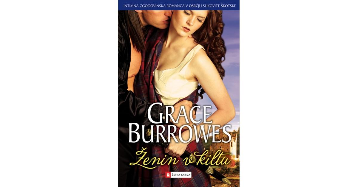 Ženin v kiltu - Grace Burrowes | Menschenrechtaufnahrung.org