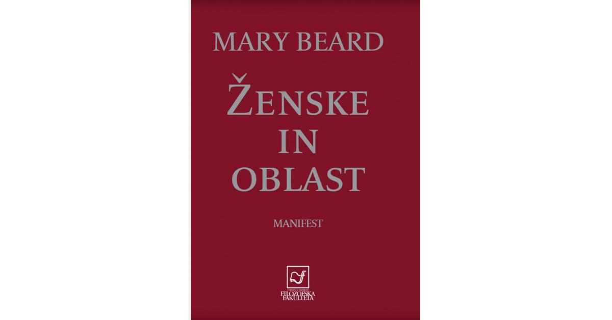 Ženske in oblast - Mary Beard   Menschenrechtaufnahrung.org