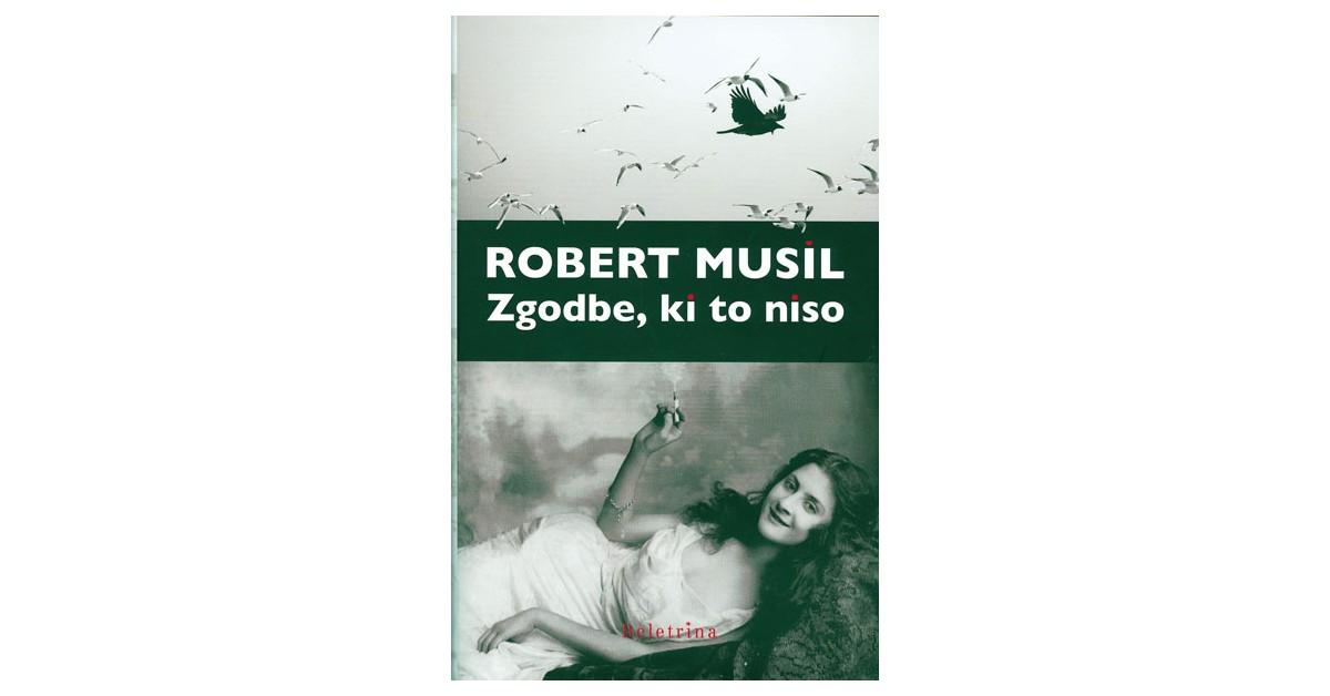Zgodbe, ki to niso - Robert Musil | Fundacionsinadep.org