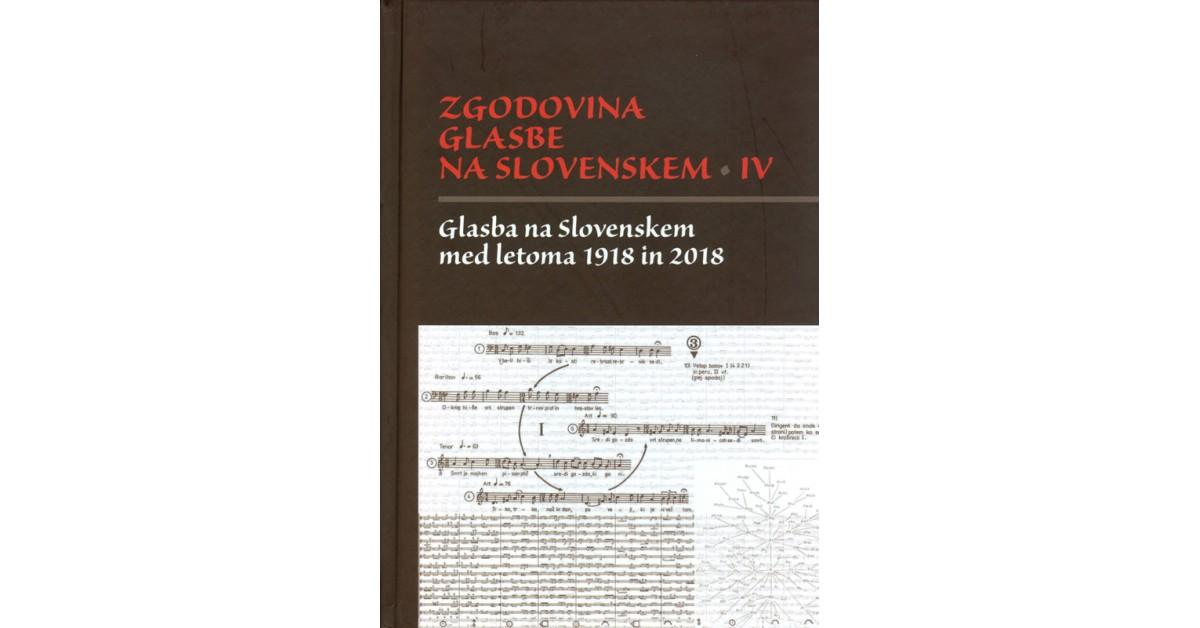 Zgodovina glasbe na Slovenskem IV - Gregor Pompe   Menschenrechtaufnahrung.org