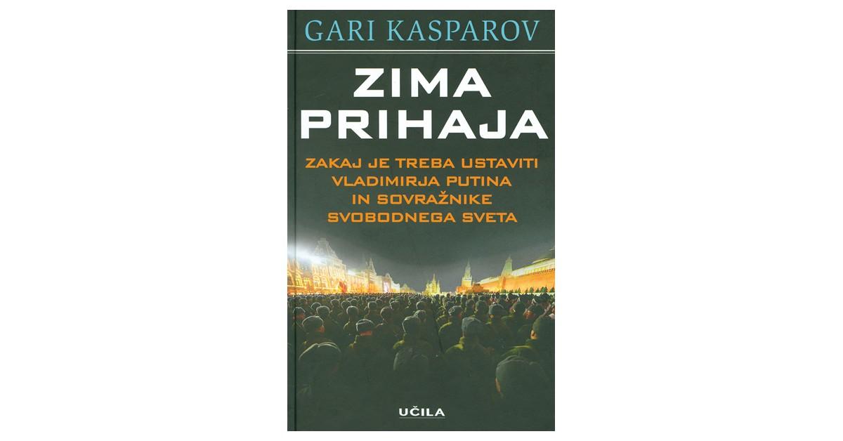 Zima prihaja - Mig Greengard, Gari Kasparov | Fundacionsinadep.org