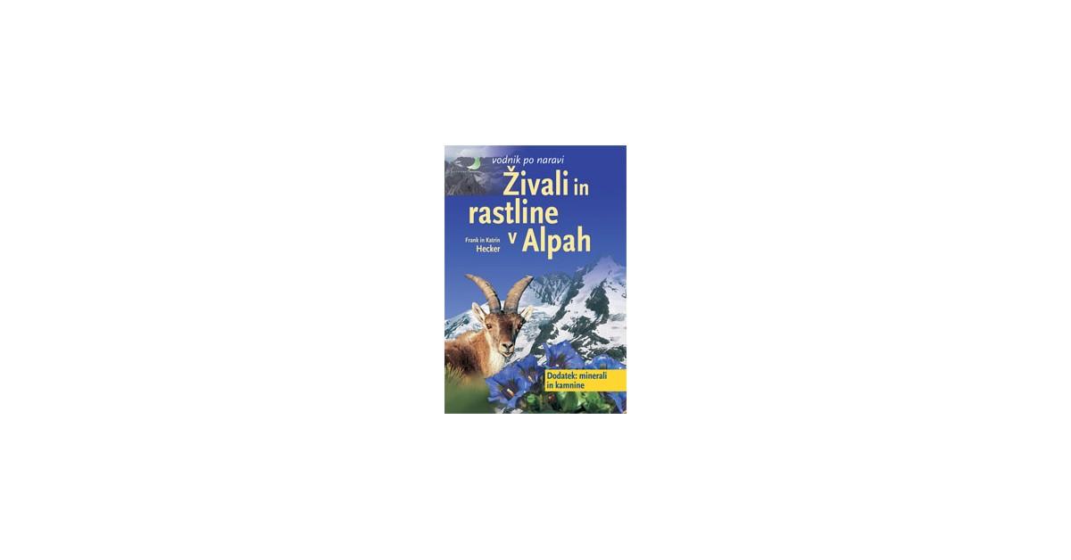 Živali in rastline v Alpah - Frank Hecker, Katrin Hecker | Menschenrechtaufnahrung.org
