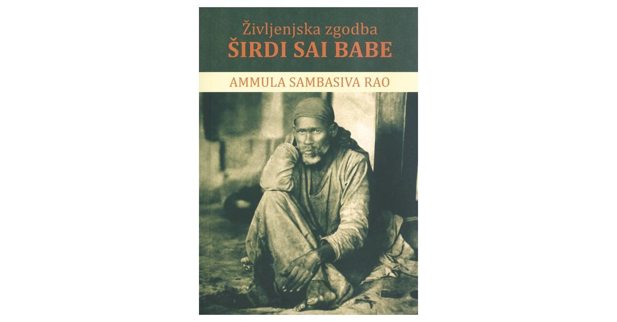 Življenjska zgodba Širdi Sai Babe - Ammula Sambasiva Rao   Fundacionsinadep.org
