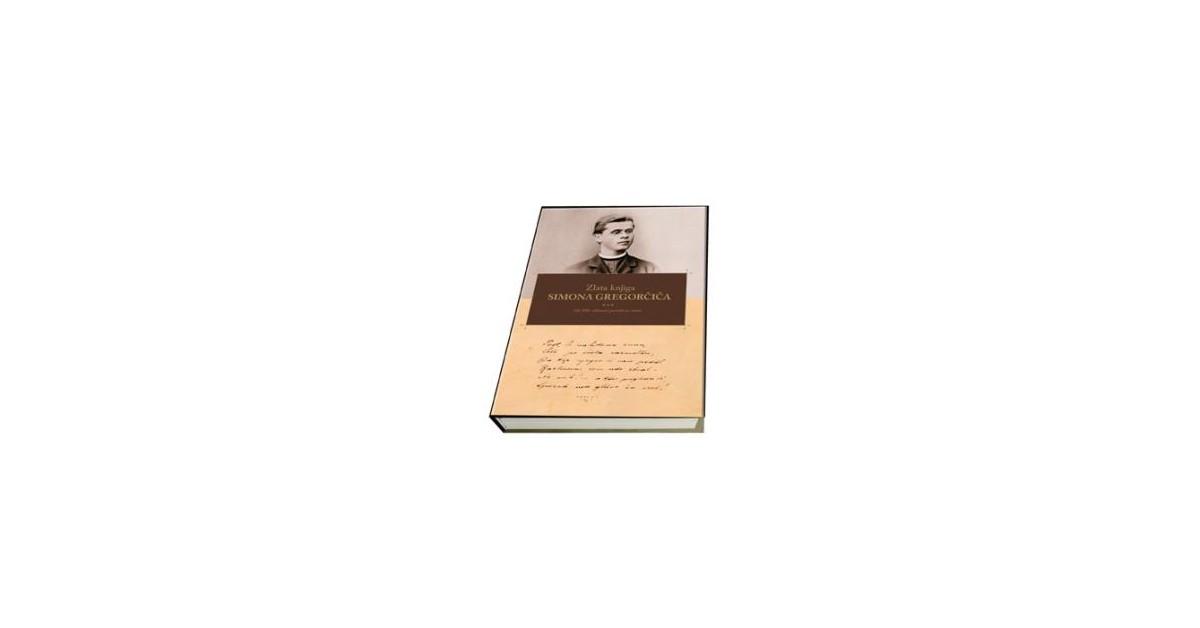 Zlata knjiga Simona Gregorčiča