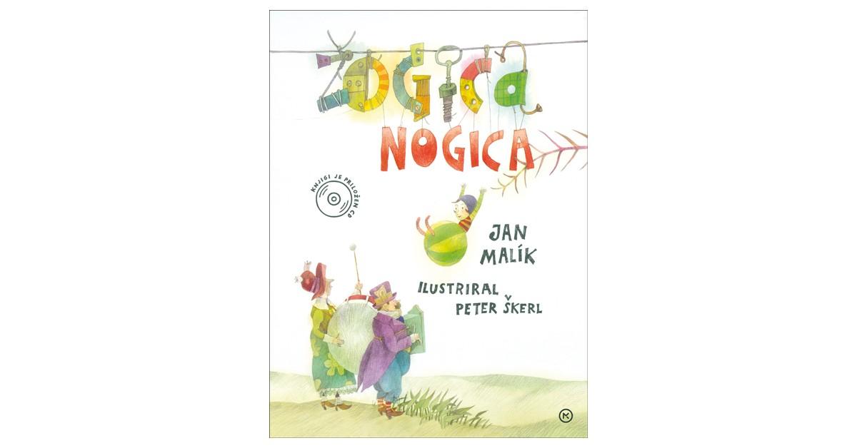 Žogica Nogica - Jan Malík | Fundacionsinadep.org