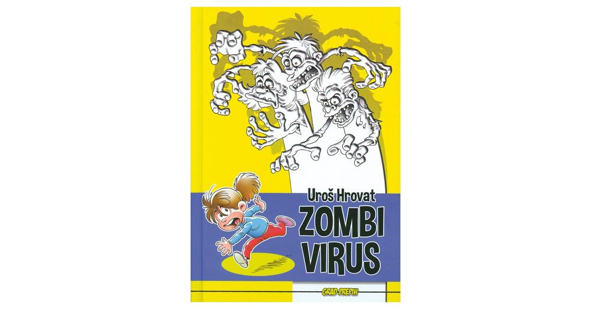 Zombi virus - Uroš Hrovat | Menschenrechtaufnahrung.org