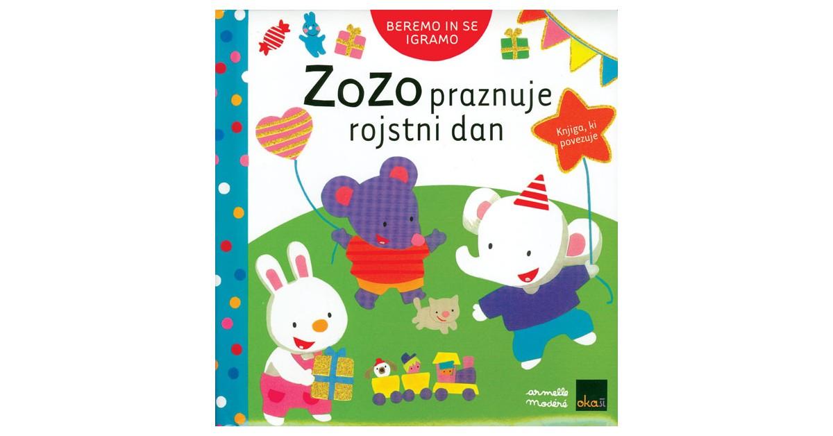 Zozo praznuje rojstni dan - Armelle Modéré   Menschenrechtaufnahrung.org