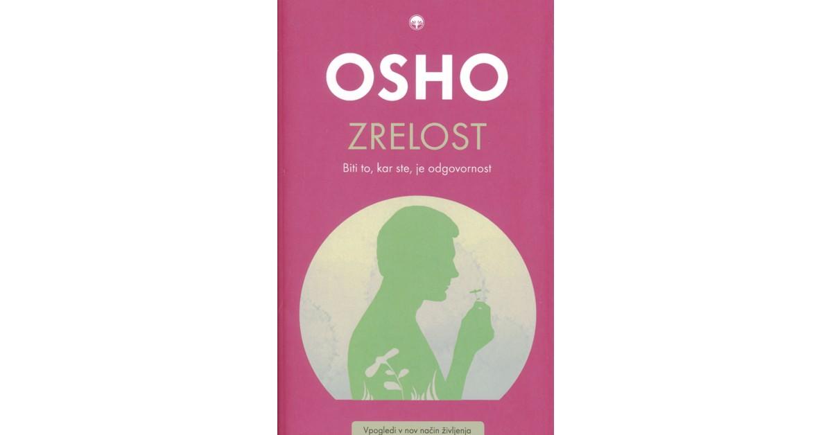Zrelost - Osho | Fundacionsinadep.org