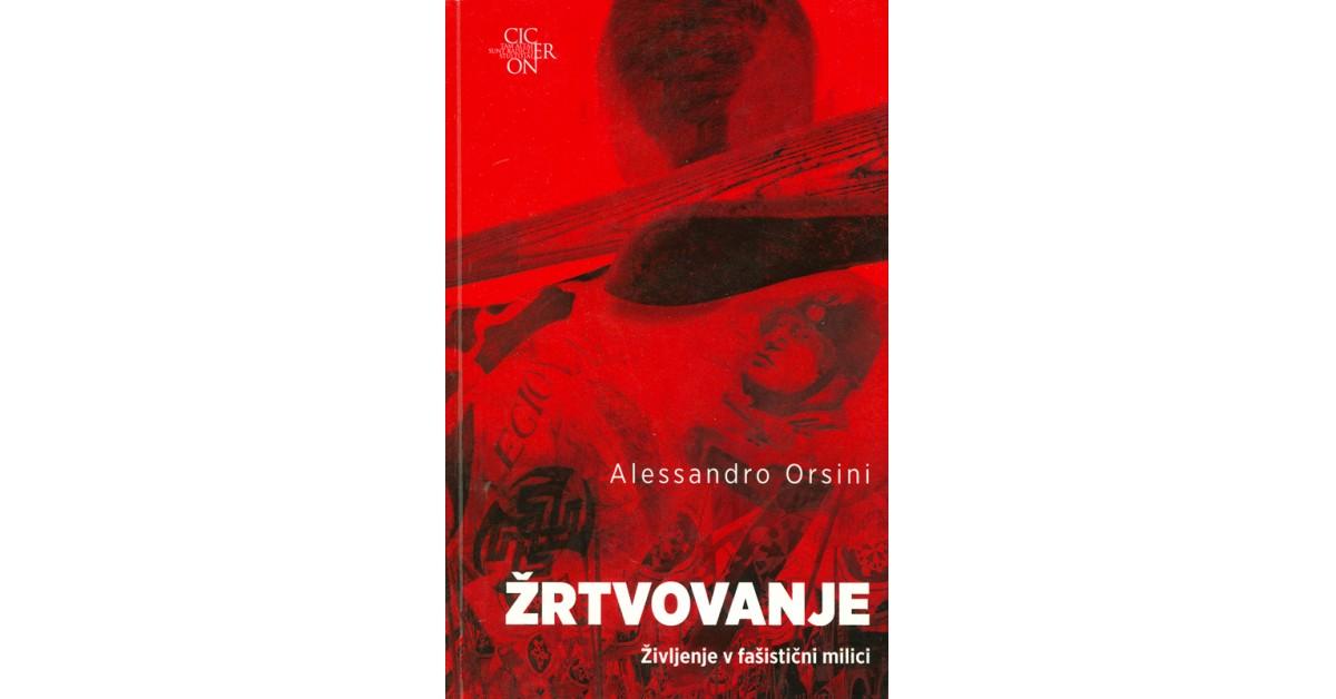 Žrtvovanje - Alessandro Orsini | Fundacionsinadep.org