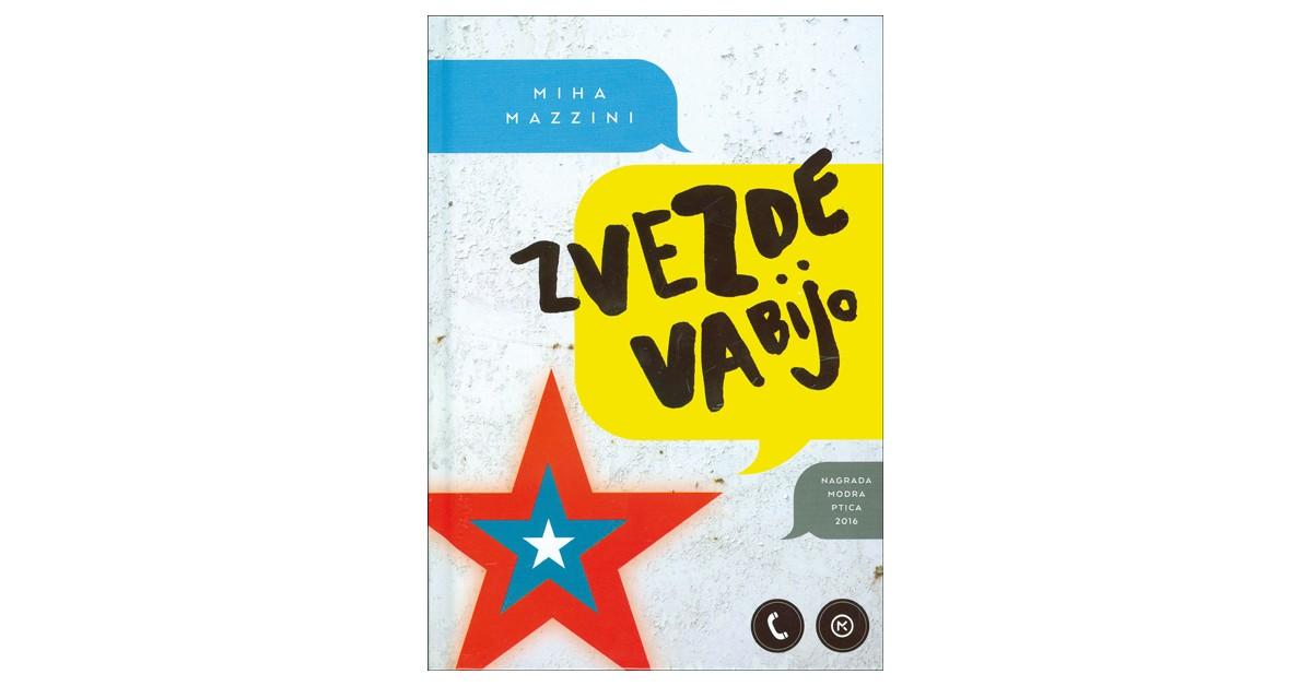 Zvezde vabijo - Miha Mazzini | Fundacionsinadep.org