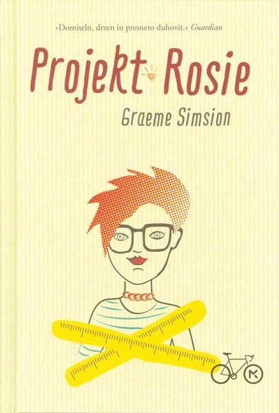 Projekt Rosie | Graeme Simsion - Knjigarna Bukla