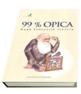 99 % opica