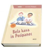 Bela kava in posipanec